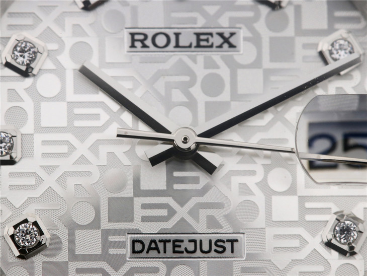 Replica Rolex Datejust 116234 Hands